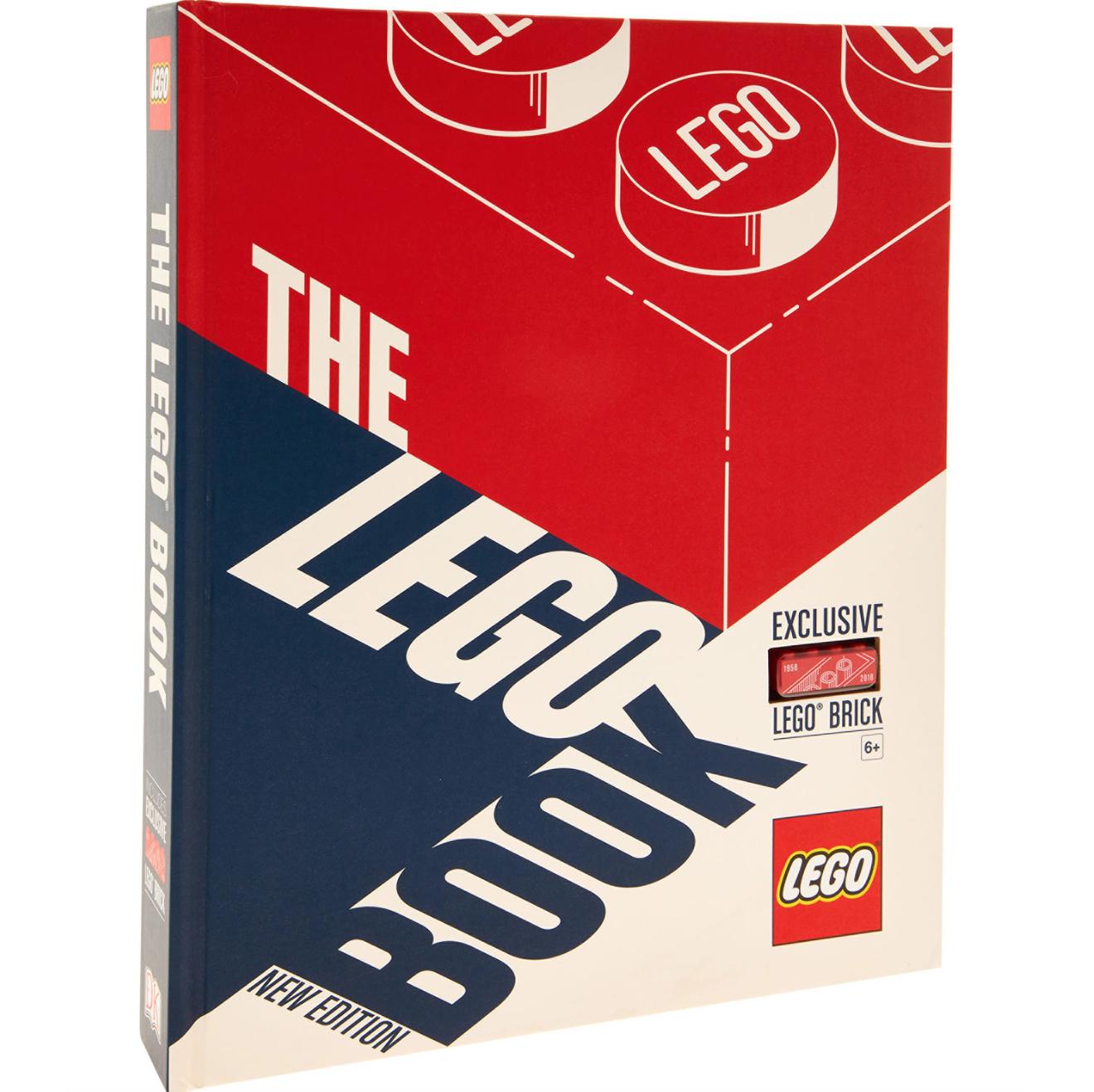 TxMaxx The LEGO Book £8 + £1 Click n Collect
