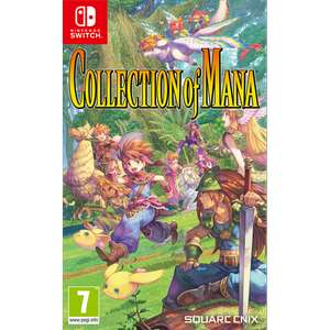 Collection Of Mana - Nintendo Switch - 365games.co.uk £32.99