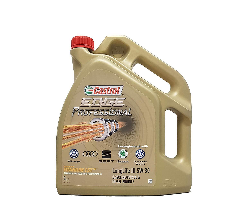 5 Litre Castrol Edge Professional Long Life 5W30 Oil ZGB15B19ELL35L 5L C3 / VW 504 £24 + £5.00 delivery @ MurrayVolkswagen / eBay