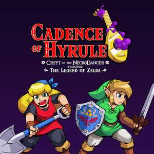 Cadence of Hyrule Nintendo Switch £19.99 @ Instant Gaming