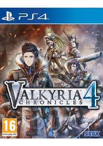 Valkyria Chronicles 4 on PlayStation 4 for £19.85 Delivered @ simplygames