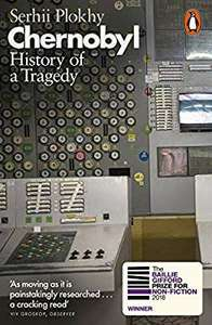 Chernobyl: History of a Tragedy on Sale at £6.99 + £2.99 (Non Prime) delivery @ Amazon