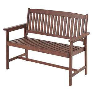 Wilko FSC Wooden Bench £30 (plus £4 delivery) @ Wilko
