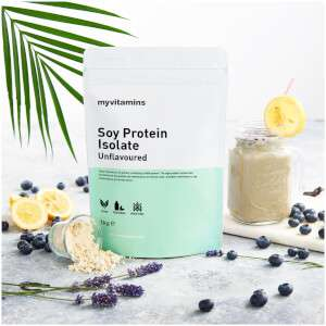 Voucher code for 55% Off  + Free Delivery @ My Vitamins - eg Vegan Friendly / Dairy Free Soy Protein Isolate 1kg now £8.55 delivered