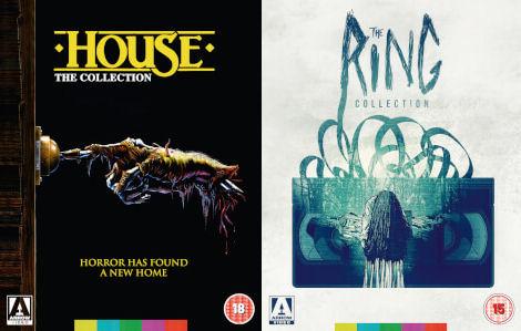 Arrow Film Bluray BOGOF from £14.99 in-store @ HMV