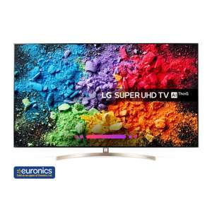 "LG 55SK9500PLA 55"" SUPER UHD 4K Smart TV with Full Array Local Dimming - £739 (with code) @ PRC Direct"