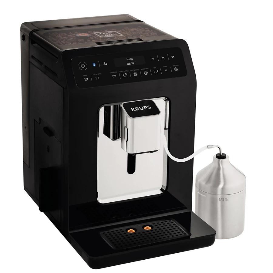 Krups - Black 'Evidence' automatic espresso bean to cup coffee machine - Debenhams Clearance - £400