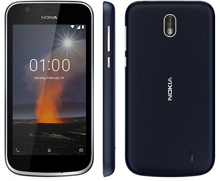 Nokia 1 - EE PAYG - £37.50 - Asda instore