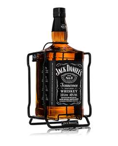 3 Litre Jack Daniel's Old No.7 Gift Set + pouring cradle + box for £60.48 delivered at Jack Daniels (£65+ free delivery)