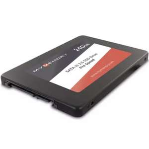 MyMemory P5 Series Internal SSD Drive 240GB £21.59 with code @ MyMemory