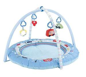 Mothercare Up To 70% Off Sale (e.g on the road playmat with toy arch £22.50)