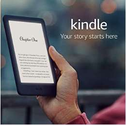 £10 off Kindle - 49.99 when placing first order through Amazon Prime now