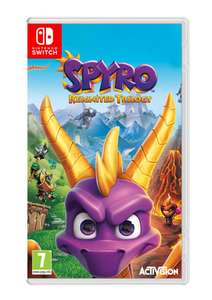 Spyro Reignited Trilogy on Nintendo Switch for £29.85 Preorder @ SimplyGames