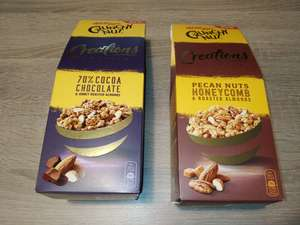 Two Of The New Crunchy Nut Cereals For £4 @ Asda (Full £4 Cashback via Checkoutsmart/ClickSnap)