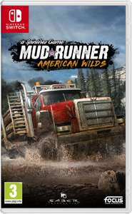 MudRunner - American Wilds Edition for Nintendo Switch for £14.50 Delivered @ Coolshop