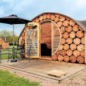 Snug and Beehives glamping pod for 4 people from £75 for 4 nights (£60 with code) @ Groupon - Stratford Upon Avon
