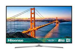 "HISENSE H50U7AUK 50"" Smart 4K Ultra HD HDR LED TV  £359.98 at Costco in-store"