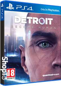 Detroit: Become Human (PS4) £12.85 Delivered @ Shopto