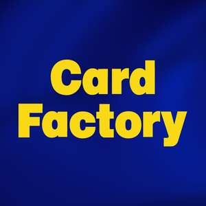 £1 Sale at Card Factory