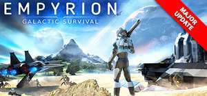 [PC Game]  Empyrion - Galactic Survival (Early Access) £7.49 @ Steam