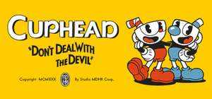 Cuphead on Steam today! - £16.99