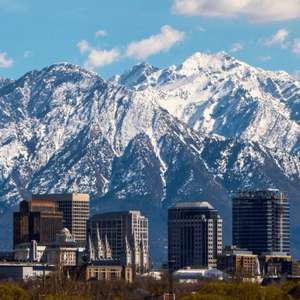 Return flight to Salt Lake City £232 / Detroit £256 / Minneapolis £256 (Nov - Mar departures / British Airways) @ Skyscanner/TravelTrolley