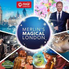 Merlin's Magical London Pass - 5 Attractions just £50.40pp @ Get Your Guide