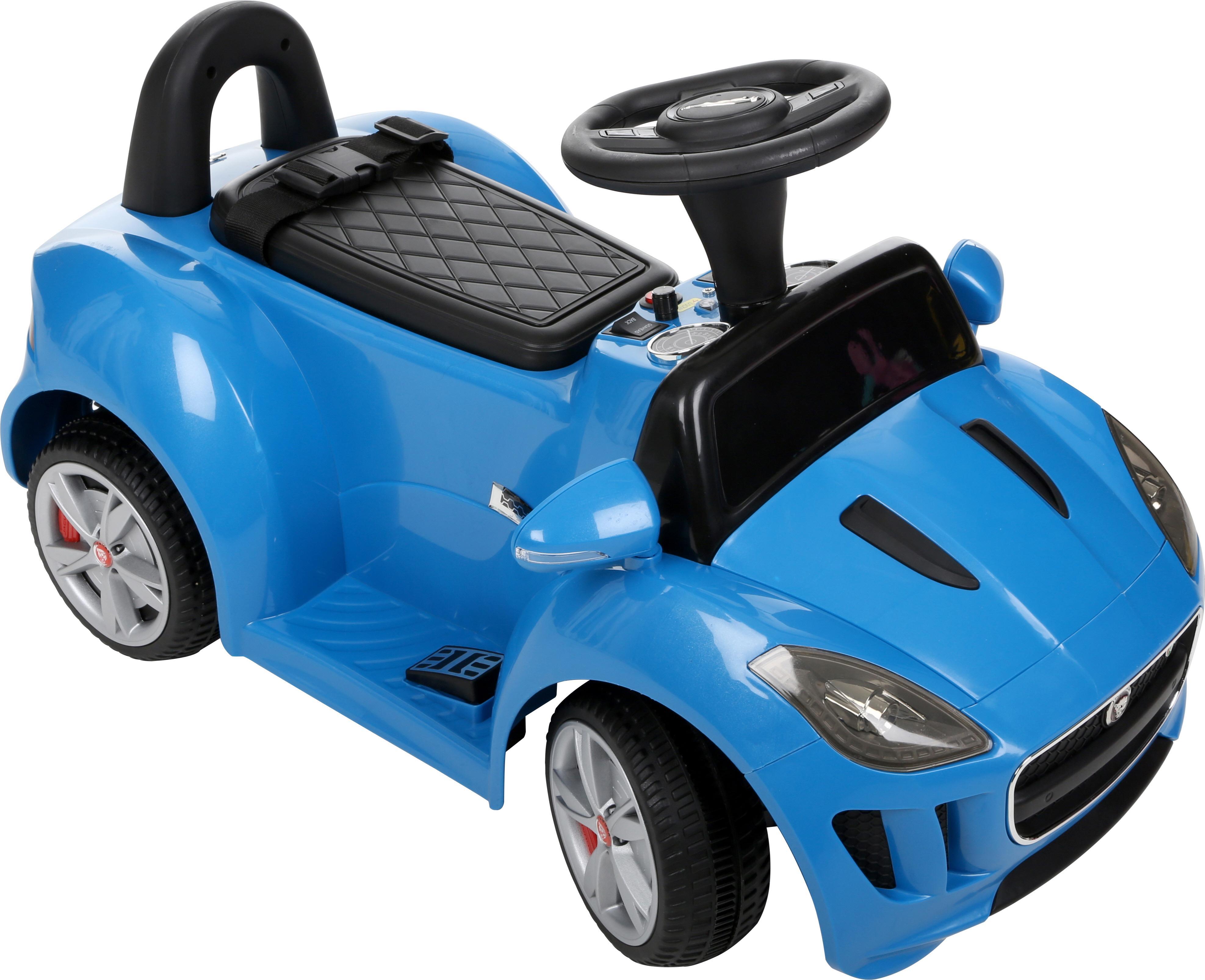 Roadsterz Volt 6V Electric Quad £29 / Jaguar F-Type Electric / Land Rover Defender 6v Electric Ride on Car - £39 @ Halfords (Free C&C)