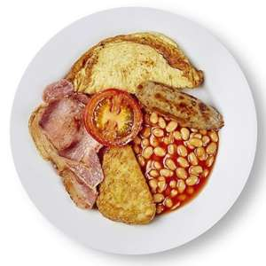 Ikea 6 piece breakfast for 'Family Members' for £1.75 -  Free Tea / Coffee  or Latte or Cappuccino 50p extra