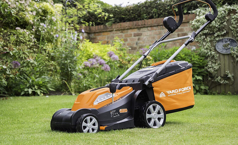 Yard Force 37cm 40V Cordless Rotary Lawnmower - £155.12 @ Amazon