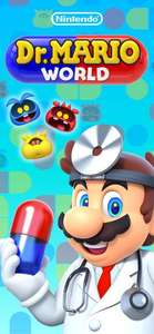 NINTENDO Apple Store 'Dr. Mario World' available for FREE game Pre-Order now!