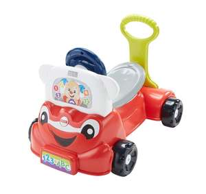 Fisher Price Laugh N Learn 3 in 1 Smart Car £35.99 Delivered at Bargain Max