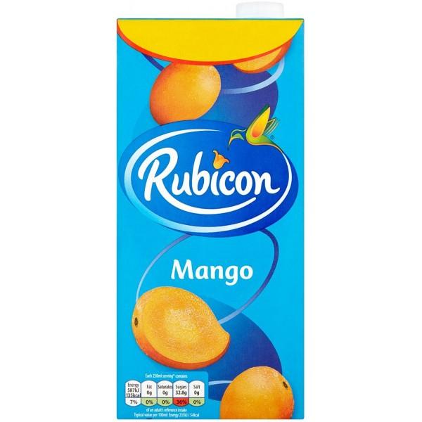 Rubicon Still Mango 3 for £2 at FarmFoods