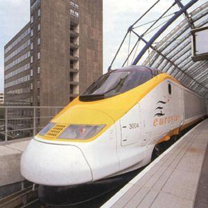 Eurostar London to Paris - £29 each way