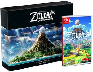 The Legend of Zelda: Link's Awakening Limited Edition Nintendo Switch - £79.85 @ ShopTo BACK IN STOCK NOW
