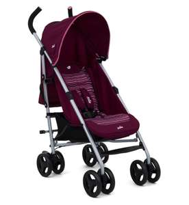 Joie Nitro Stroller - Plum or Blue - £40 at Boots