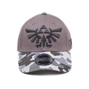 Nintendo The Legend of Zelda Tri-Force Logo Camouflage Cap £10.99 Delivered with code @ Zavvi