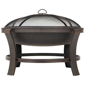 Bronze Age Fire Pit Was £45 Now £35 at Asda George Online + Instore