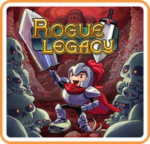 Rogue Legacy / Into the Breach Nintendo Switch £5.82 each via South African eshop ** More games added **