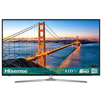 "Hisense H50U7AUK  50"" U7A 4K UltraHD Smart LED TV with Freeview £379 @ BT Shop"