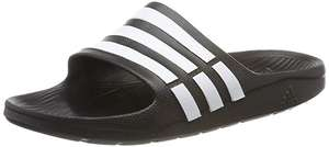 adidas Men's Duramo Slide Open Toe Sandals from £8.47 - Add-On item at Amazon