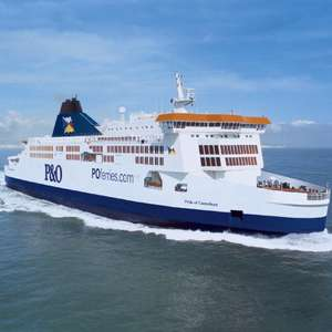 France Day trip - with car & passengers including 6 bottles of wine from £25 with code @ P&O Ferries