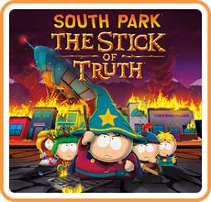 South Park - The Stick of Truth (Uncensored) for Nintendo Switch - £12.50 ($14.99) at Nintendo eshop US