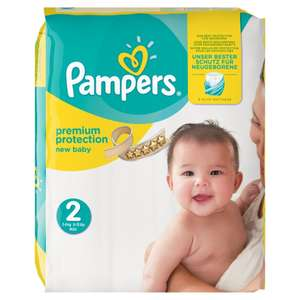 Pampers Size 2 Nappies - 54 Pack - £4.96 @ Tesco Ferndown (in store)