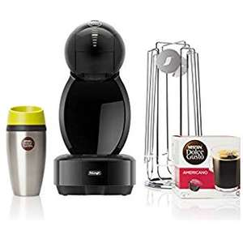 De Longhi Dolce Gusto Colors Coffee Machine Starter Kit Black - £52.99 @ Amazon