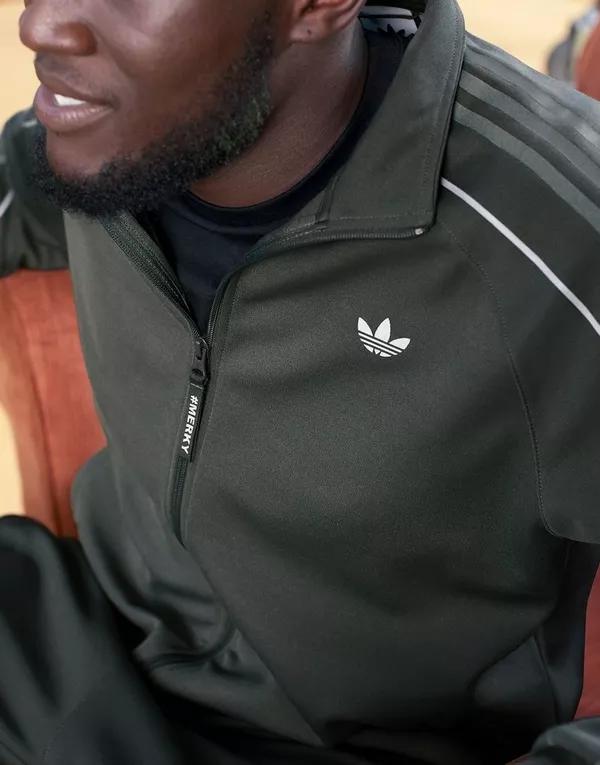 Adidas Originals by Stormzy SPRT Track Top £25 @ JDSports