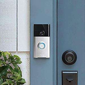 Free Amazon Echo dot 3rd gen with Ring Video Doorbell | HD video doorbell with motion-activated notifications and two-way talk  £89 @ Amazon