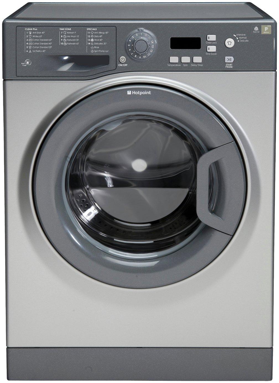 Hotpoint WMXTF942G 9KG 1400 Spin Washing Machine - Graphite £249 @ Argos