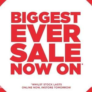 JD Sports up to 50% Off Summer sale starts today online and instore