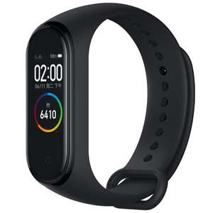 Xiaomi Mi Band 4 Fitness Bracelet, Colour Screen, Heart Rate, Water Proof (Chinese Version) £17.15 with code delivered @ Joybuy